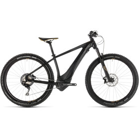 Cube Access Hybrid SL 500 KIOX E-mountainbike sort